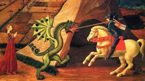 为了这个屠龙少年,英国人连续狂欢了18个世纪