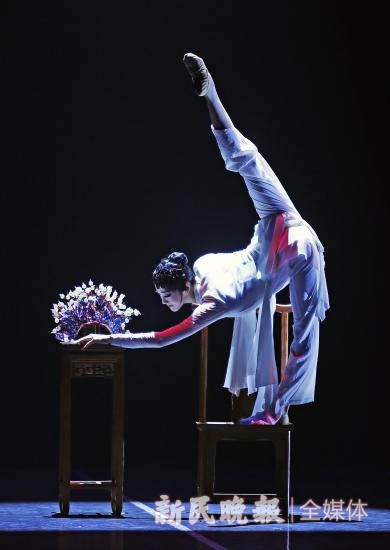"""同样的江南 不同的风情 首届""""长三角""""专业舞蹈展演昨晚落幕"""