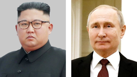 普京和金正恩将于25日举行会晤 共商朝核问题和双边关系
