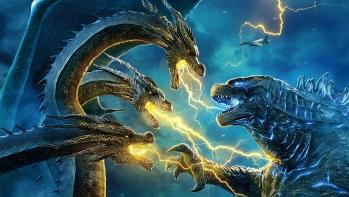 《哥斯拉2:怪兽之王》5月31日同步北美上映 哥斯拉遭遇最强宿敌