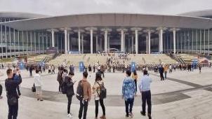上海车展闭幕,近百万人次观展