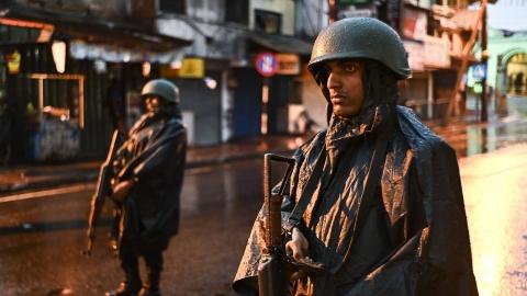 斯里兰卡连环爆炸袭击中最后一名失联中国公民已确认遇难