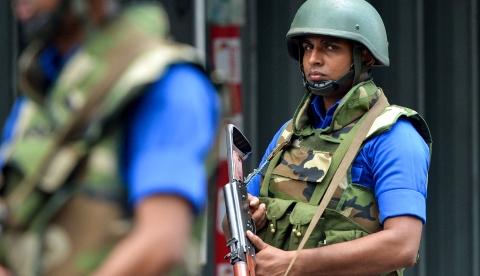 斯里兰卡政府将连环爆炸遇难人数下调约百人