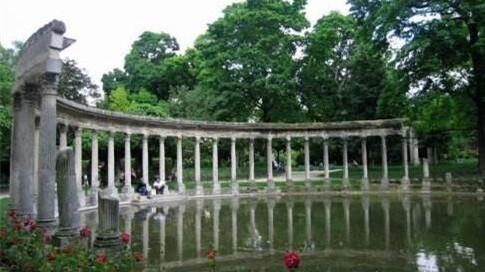 莫泊桑莫奈普鲁斯特都喜欢这里    巴黎蒙梭,有故事的公园