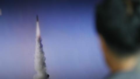 上午突发!韩国称朝鲜试射数枚短程发射体