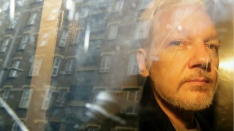 英法院:阿桑奇获刑50周  联合国:处罚力度过大