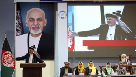 塔利班袭击阿富汗警察局 26名死者中18名是警察