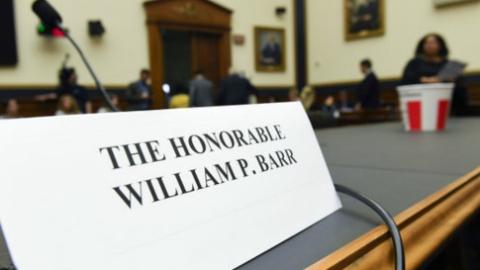 特别检察官米勒15日要直赴国会作证?特朗普连连发推:他不应该去