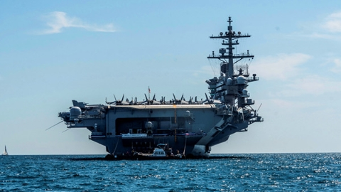 美国向中东派航母群 震慑伊朗连出三记狠招