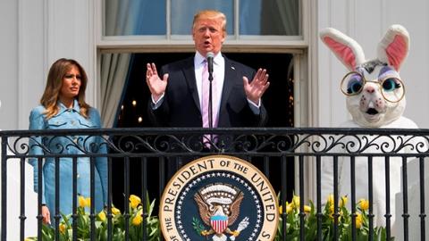 美财长拒向国会提交特朗普税务信息