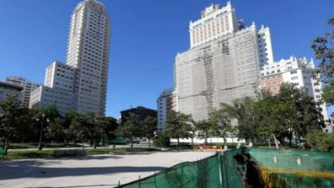四海城事 | 马德里西班牙广场启动重建