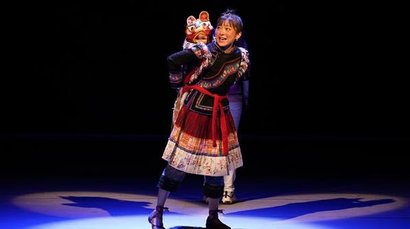 中国儿童艺术剧院打造《三个和尚》功夫剧