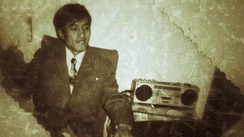 邻距离|晒晒我家老照片:两喇叭录音机 点燃青春岁月