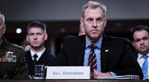 特朗普将提名沙纳汉出任国防部长:曾在波音供职多年 无军事经验