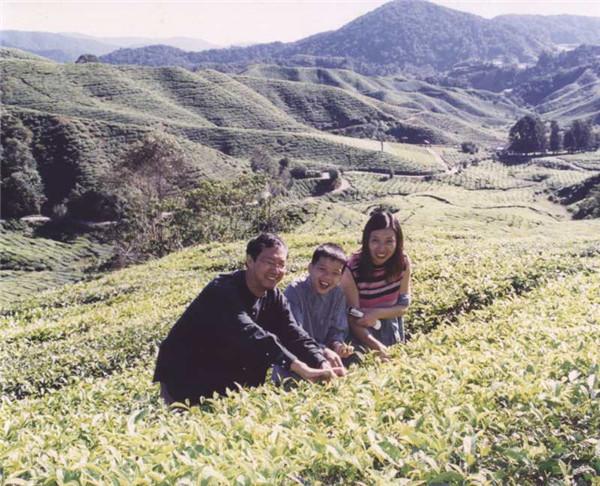 唐颖:第一次去马来西亚,就爱上了东南亚