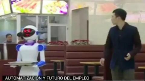西班牙超过20%工作岗位将被机器人抢走