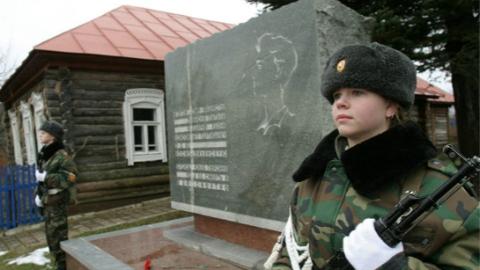 为了纪念这位女英雄 莫斯科建了座博物馆