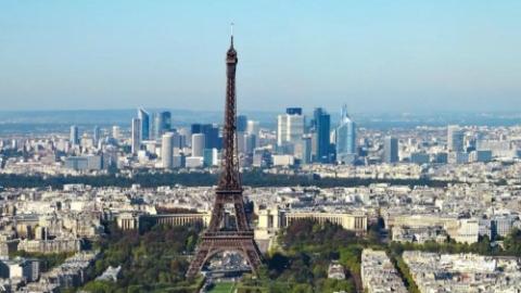 2018年法国接待外国游客近9000万人次 创下历史新纪录
