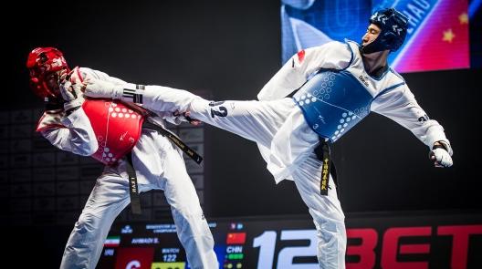 世界跆拳道锦标赛落幕 中国队收获两金两银三铜创历史最佳