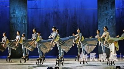 """刚刚,第十二届中国艺术节正式启幕 """"水晶宫殿""""里""""红色电波""""荡气回肠"""