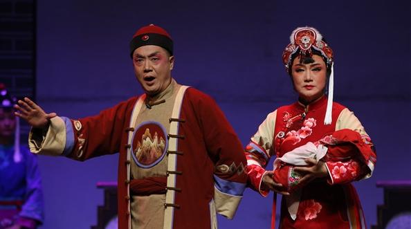 十二艺节丨大型白剧《数西调》:非遗剧中的当代人性追问