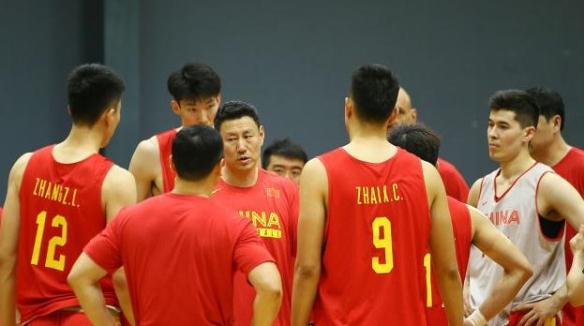 篮球世界杯小组赛时间确定:中国男篮三场均晚上8时黄金时间