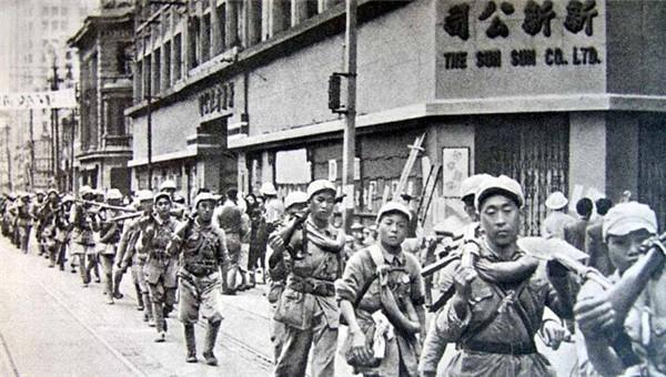 上海解放70周年 | 我所知道的上海解放前夕的一些事