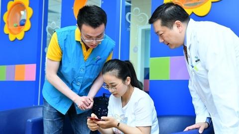 """首家智慧儿童医院解决方案在沪落地,上海小朋友看病迎来""""AI医生"""""""