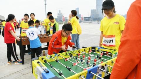 """""""爱在上海""""运动会,让""""特殊孩子""""欢度儿童节"""