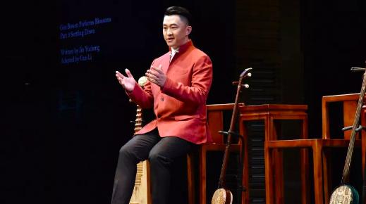在香港听到地道上海味道,上海评弹团《高博文说繁花》让都市评弹成为沪港文化纽带