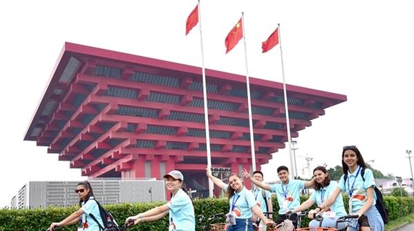 5大主题40条旅游线路,跟着城市骑行指南游上海