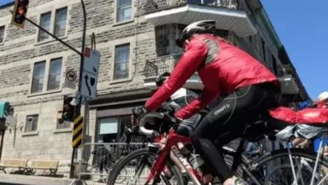 四海城事 | 蒙特利尔年度环岛骑行拉开帷幕