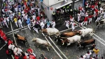 入乡问俗 | 西班牙奔牛节要来啦
