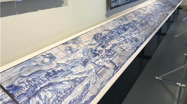 """5000块瓷板浓缩葡萄牙500年历史,葡萄牙版""""千里江山图""""今天进故宫"""