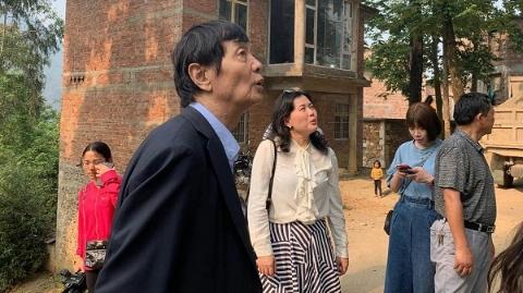 来自上海书法家和孩子的128988元赠款,助跑远方的学生