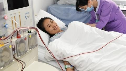 【暖新闻】同济大学医学院大四女生成功捐献造血干细胞