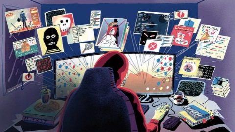 """环球人物丨勒索病毒""""克星""""法比安:遭黑客""""追杀"""" 健康堪忧"""