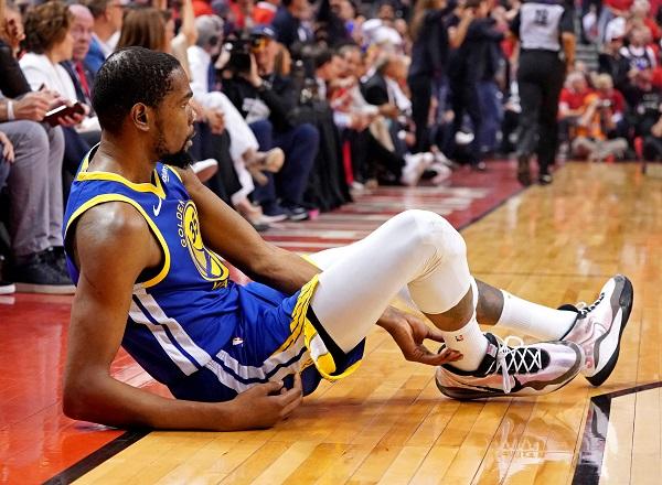 科普|杜兰特倒在总决赛赛场,受伤的跟腱还能恢复吗?