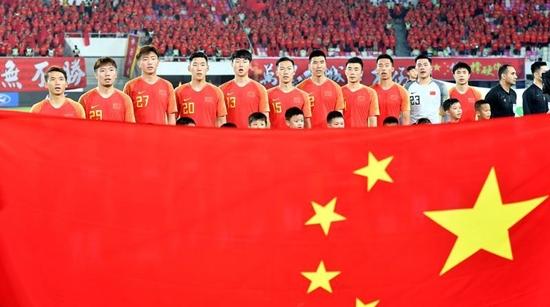 最新男足世界排名:国足亚洲第八 斩获世预赛40强赛种子席位