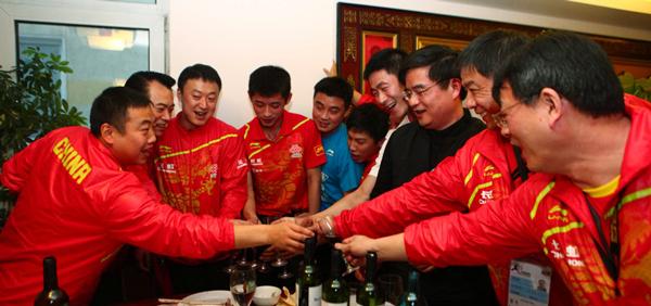 小球大乾坤|刘国梁:当教练也要拿所有冠军