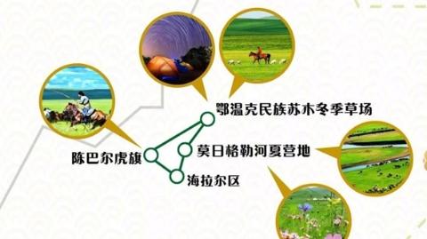 惠游 | 内蒙古邀你骑马游草原