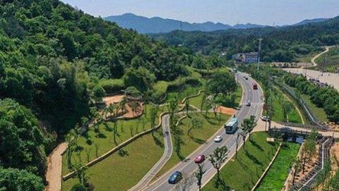 惠游 | 湖南韶山旅游道路更通畅