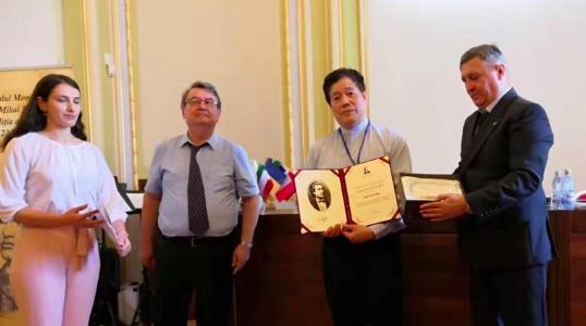 赵丽宏获爱明内斯库国际诗歌大奖:诗歌引领人们寻找美和希望