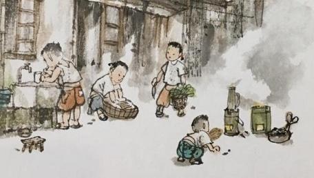 上海友谊商店年中庆展出千余件艺术收藏品