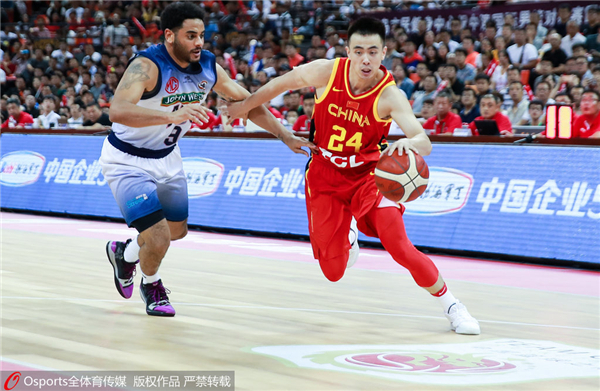 伤病阴影笼罩中国男篮,李楠还能组建出世界杯最强阵容吗?