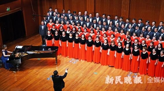 上海唱无锡和,合唱让长三角旋律流动起来