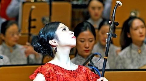 力推新人新作,上海民族乐团《脱颖而出》音乐会第三季上演