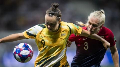 最熟悉的陌生人!挪威女足点球大战淘汰澳大利亚