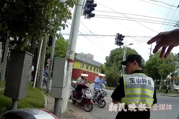 男子交通违法被处罚心有不甘 上网诬陷民警暴力执法被拘