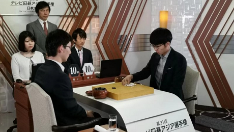 第31届亚洲电视快棋赛落幕 申真谞逆转丁浩首次夺冠